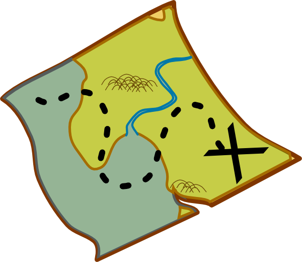 Road Map Clipart-road map clipart-7