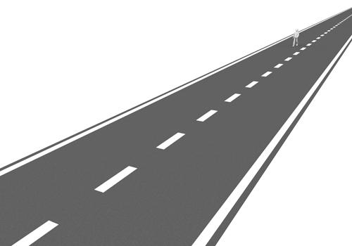 Road clip art at vector clip art free image