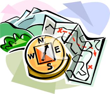 Road Map Clip Art1