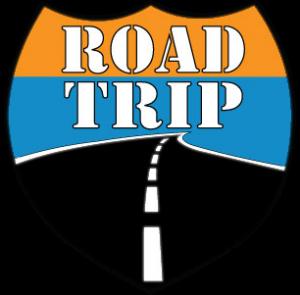 road. Road Trip