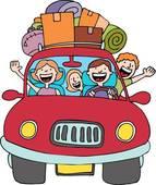 Road Trip Pickup Truck Family u0026middot; Family Trip