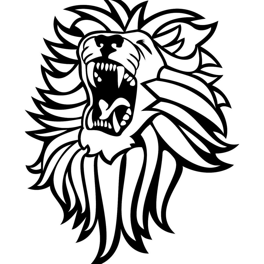 roar clipart