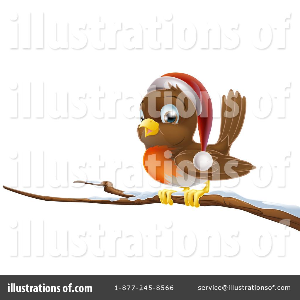Royalty-Free (RF) Robin Clipart Illustra-Royalty-Free (RF) Robin Clipart Illustration #1268401 by AtStockIllustration-14
