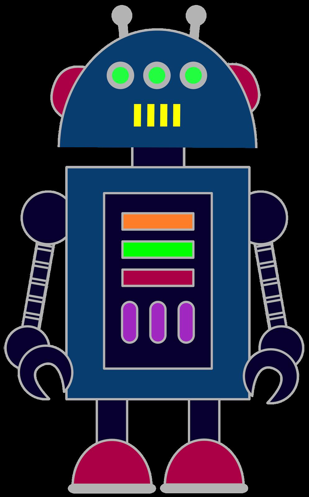 Robot 20clipart Clipart Panda - Robot Clipart
