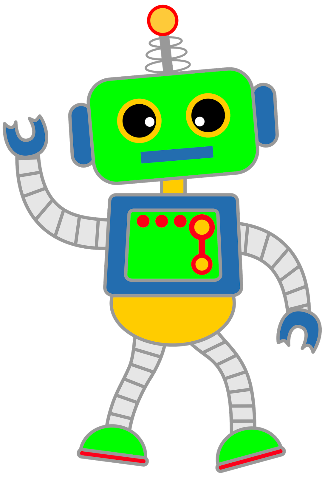 Robot Clipart