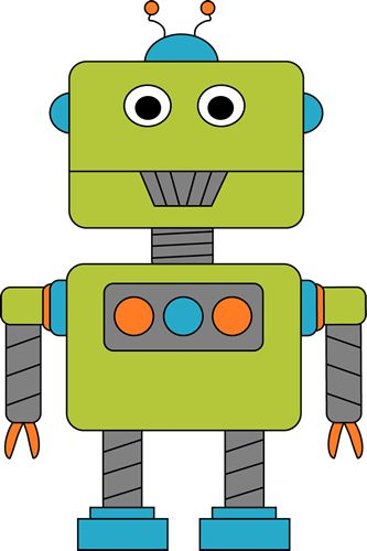 Robot for Letter R clip art image. A free Robot for Letter R clip art image for teachers, classroom lessons, scrapbooking, print projects, blogs, websites, ...