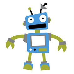 Robot More Svg Scut Ideas . - Robot Clipart