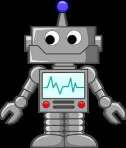Robots Clipart-Robots clipart-10