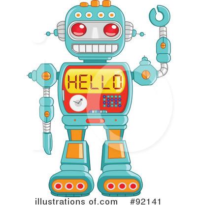Robots Clipart-Robots clipart-11