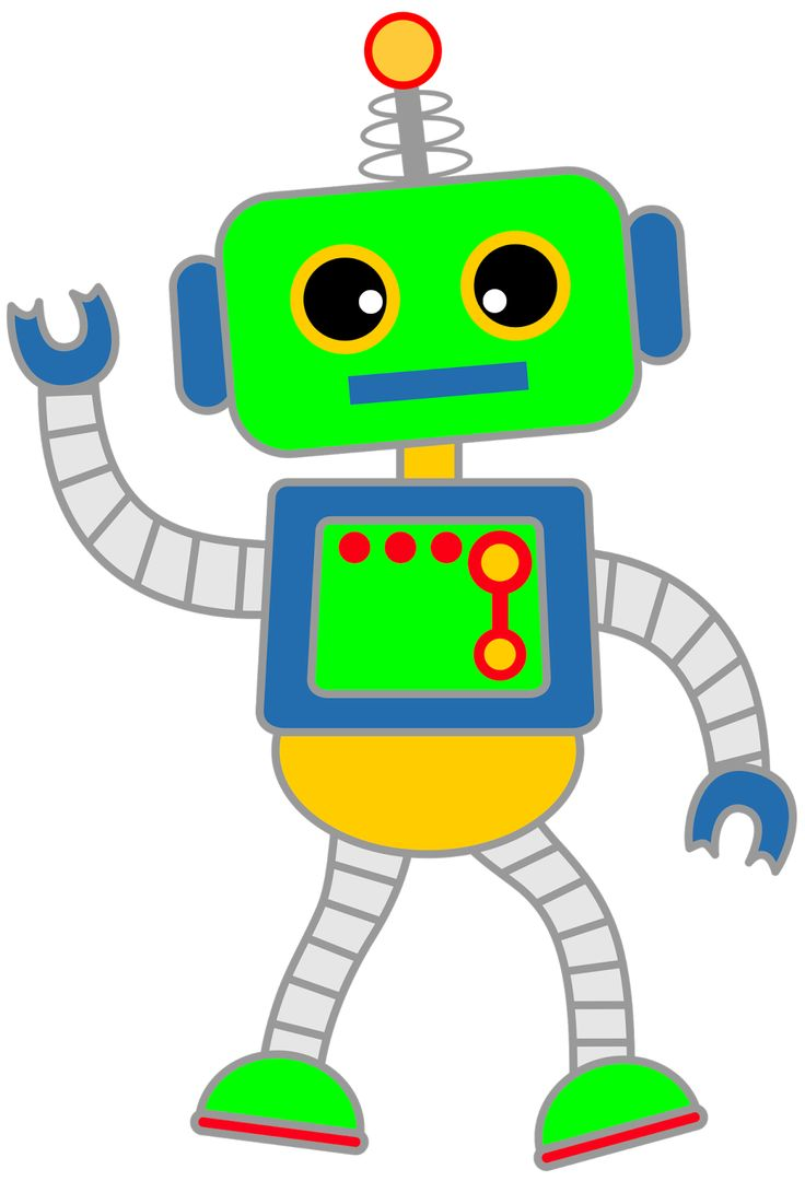 Robots clipart - Robot Clipart