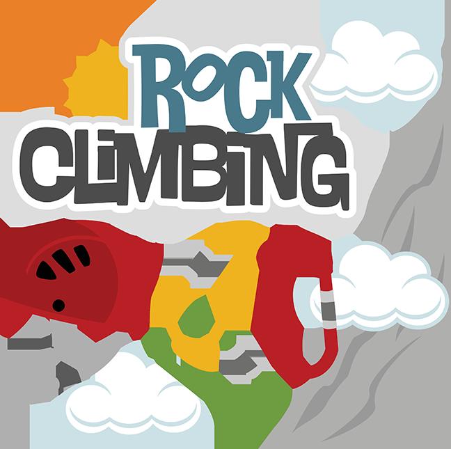 Rock Climbing Svg Files Rock Climbing Svgs Carabiner Svg File Rock