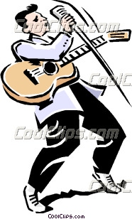 rock clipart - Rock And Roll Clipart