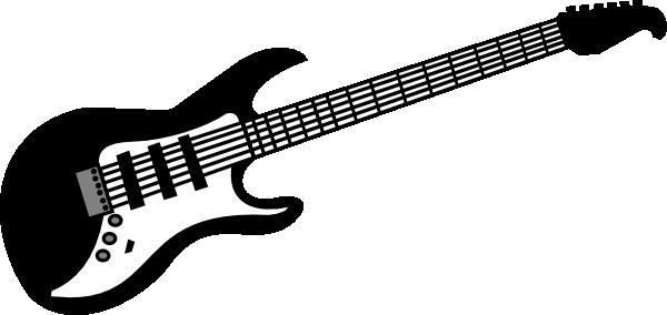 Rock Guitar Clipart