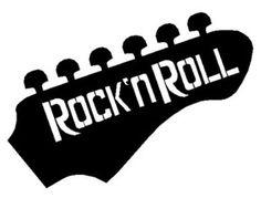 Rock N Roll Clipart Free .-Rock N Roll Clipart Free .-16