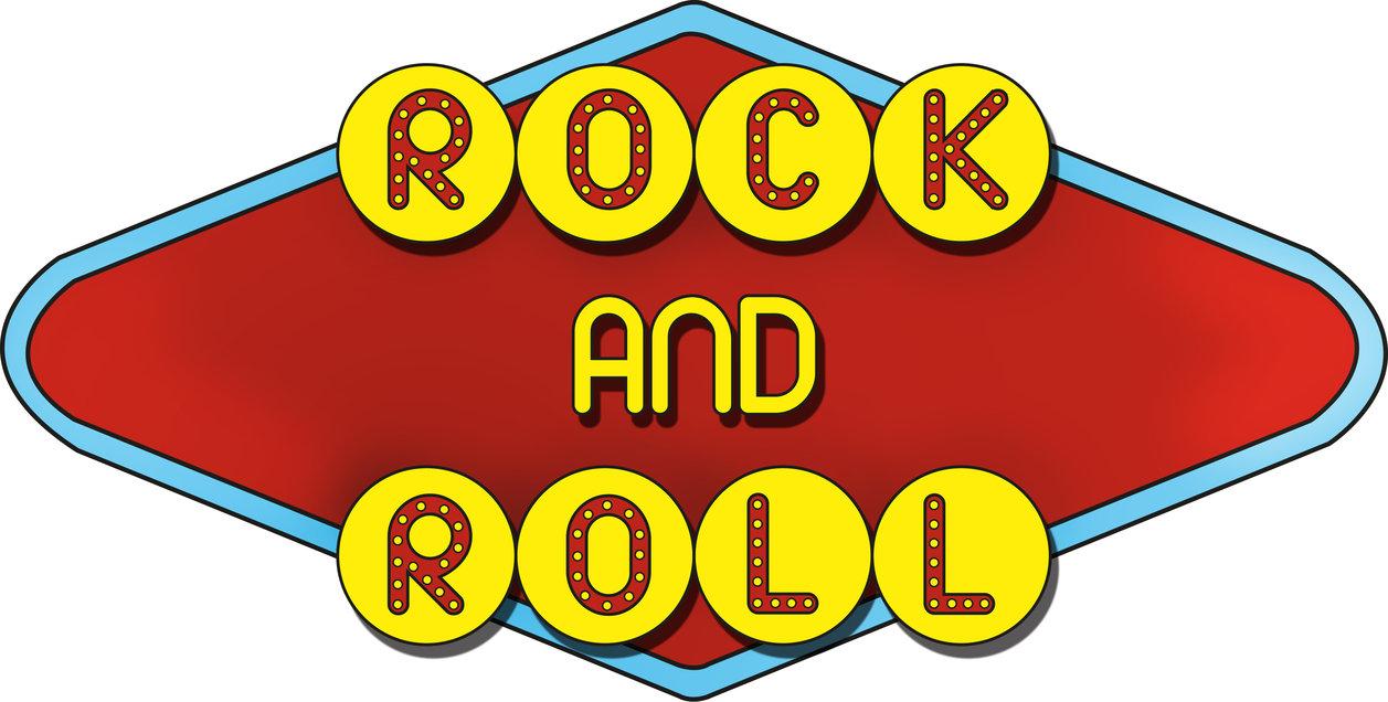 Rock n Roll Clipart