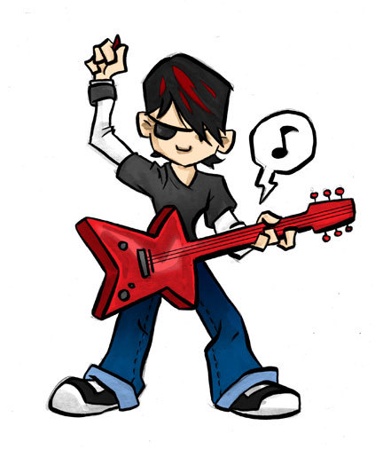 Rock Star Clip Art-Rock Star Clip Art-9