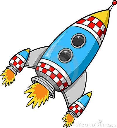 Rocket-Clip-Art-1 | Freeimageshub