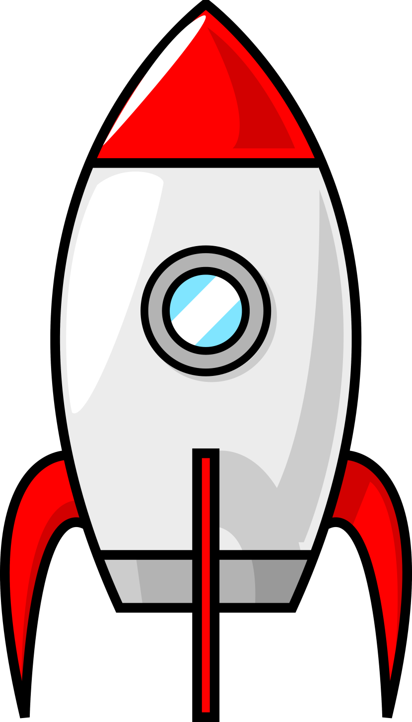 Rocket clipart clipartall