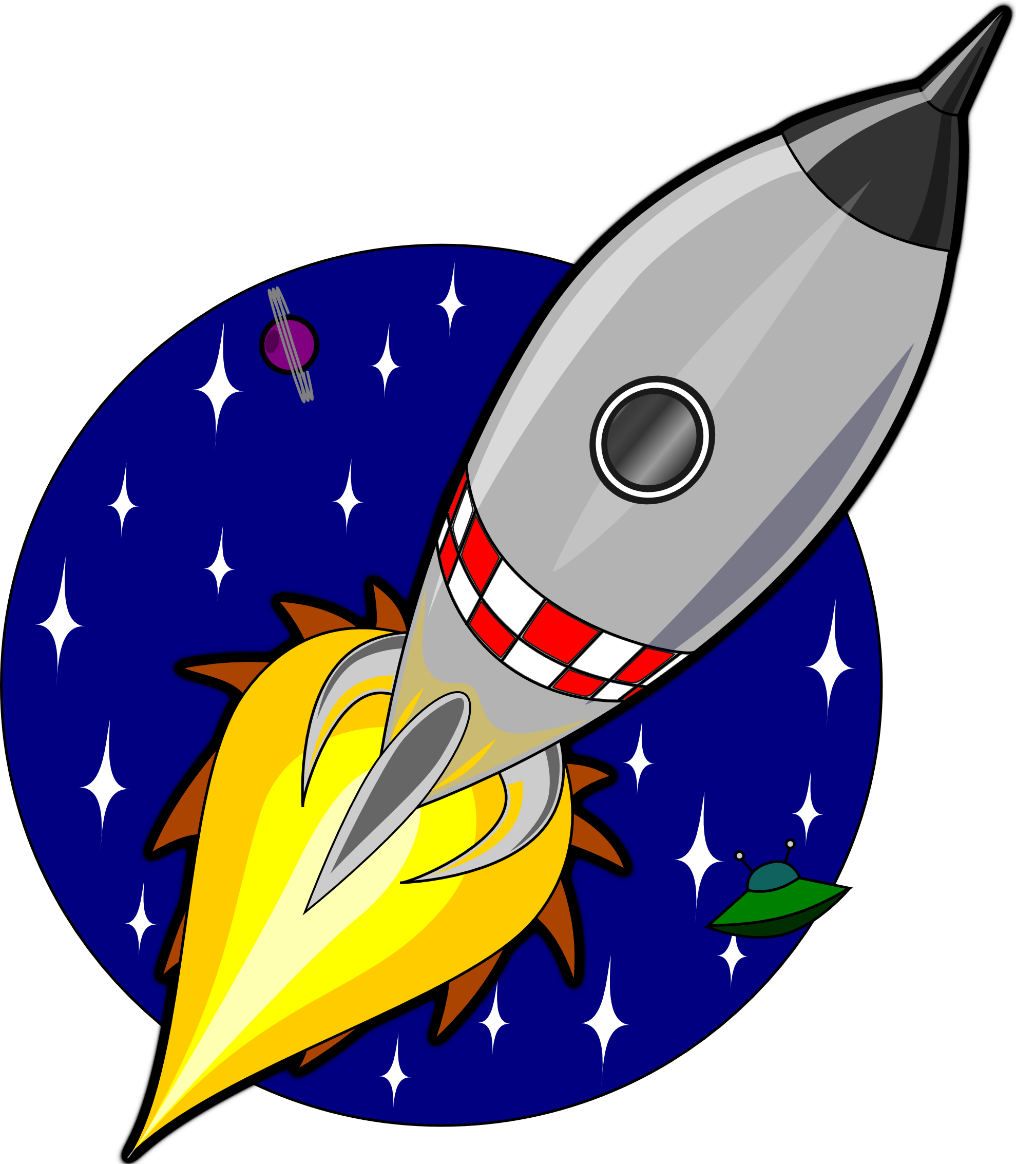 Rocket clipart cliparts and .-Rocket clipart cliparts and .-7