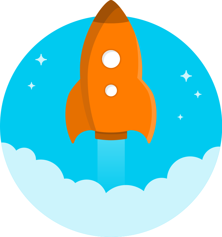 Rocketship Clip Art - Rocket Ship Clipart
