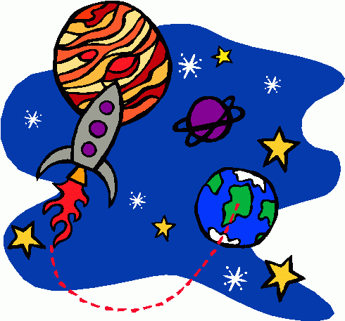 Rocketship Clipart - Clipart library