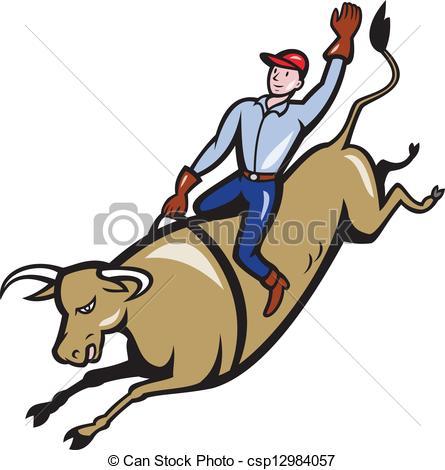 ... Rodeo Cowboy Bull Riding-... rodeo cowboy bull riding-18