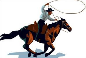 Rodeo Rider And Rope-Rodeo Rider And Rope-9