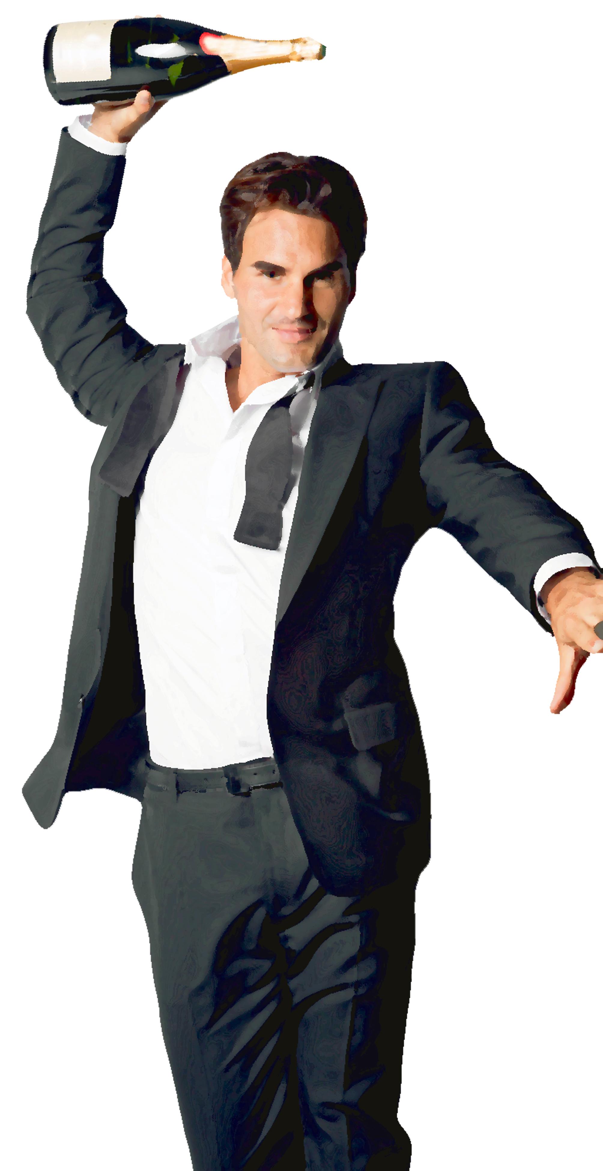 Roger Federer ClipartLook.com