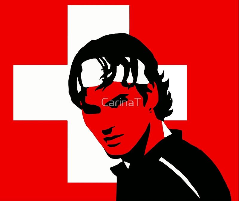 Roger Federer (Official Genius Banner Design) by CarinaT