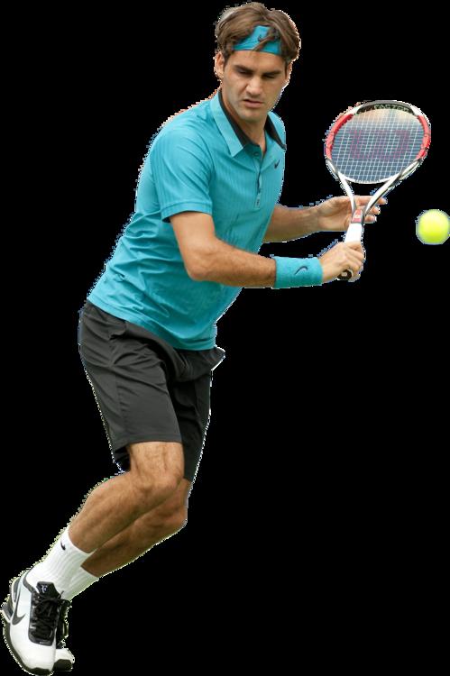 Roger Federer PNG Clipart