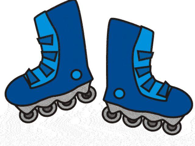 Roller Skate Clip Art Roller .-roller skate clip art roller .-8