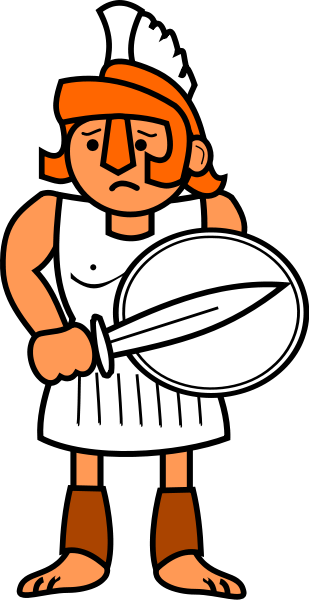Roman Clipart