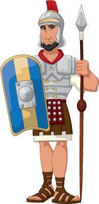 Roman clipart; Roman soldier clipart ...
