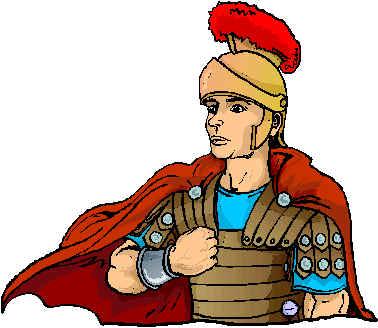 Roman Soldier Clipart Best