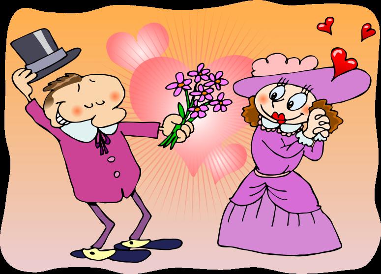 Romance Clip Art .