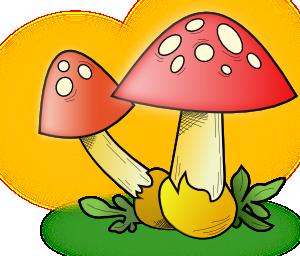 ... Romanov Mushroom Clip Art - Vector C-... Romanov Mushroom clip art - vector clip art online, royalty free .-15