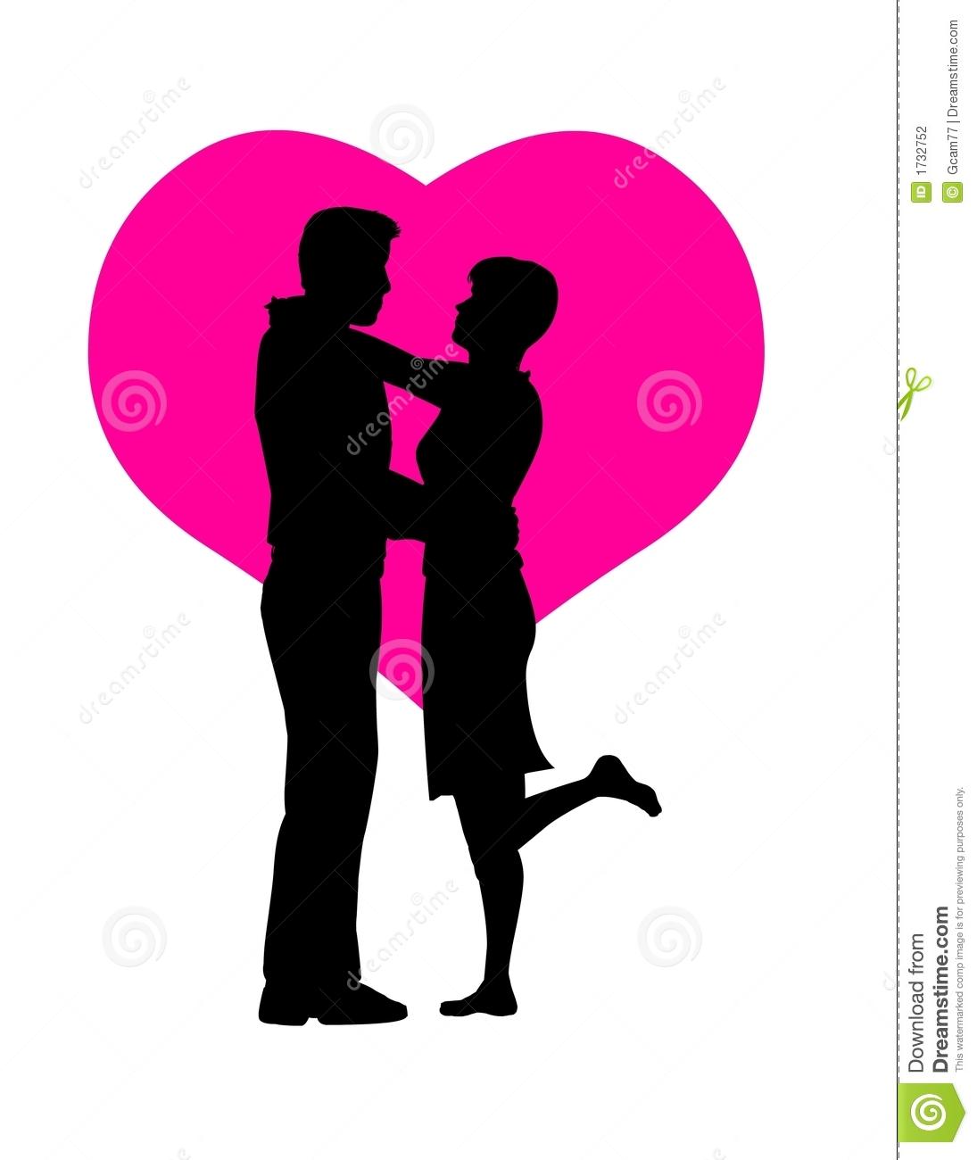 Romantic Couple Stock Photography Image 1732752