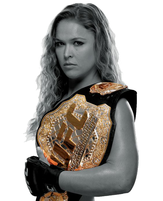 Ronda Rousey PNG File