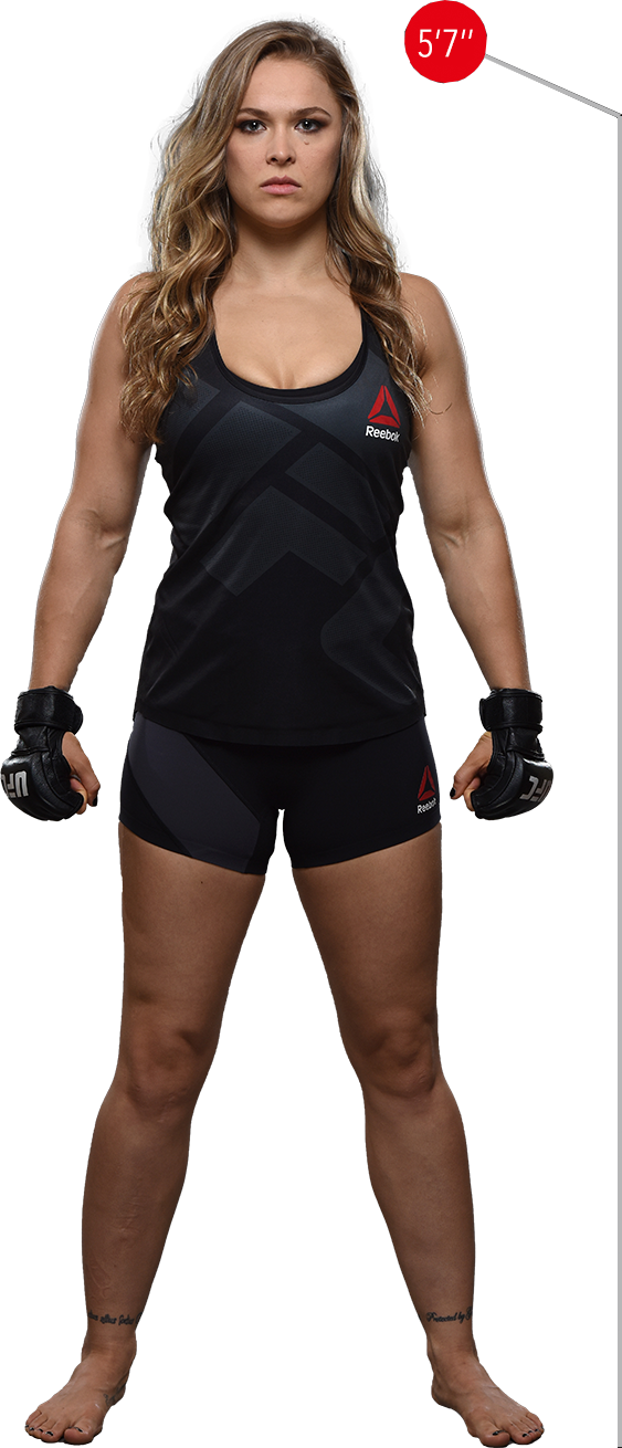 Ronda Rousey PNG Picture