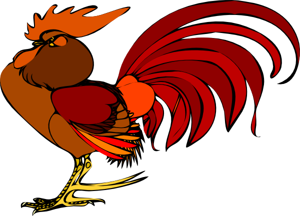 Rooster Clipart Kid-Rooster clipart kid-15
