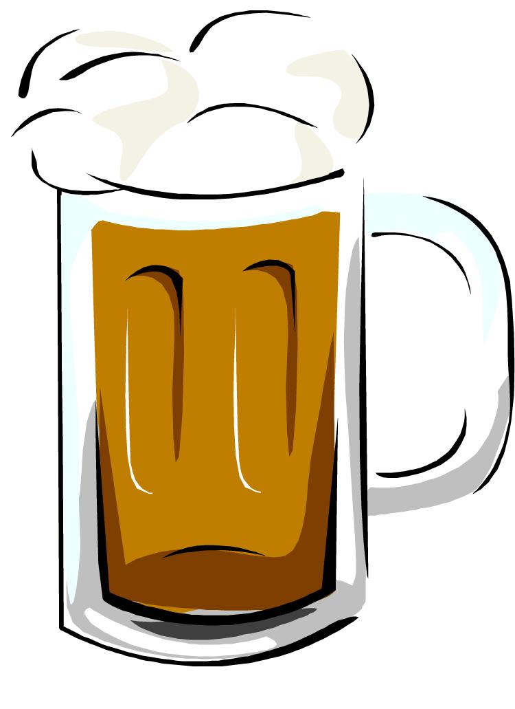 Root Beer Float Clip Art