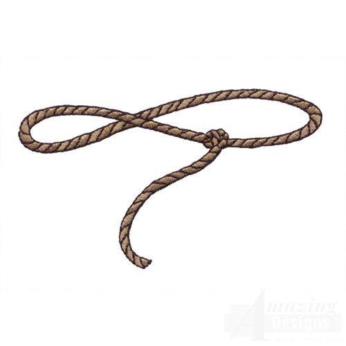 rope lasso clipart