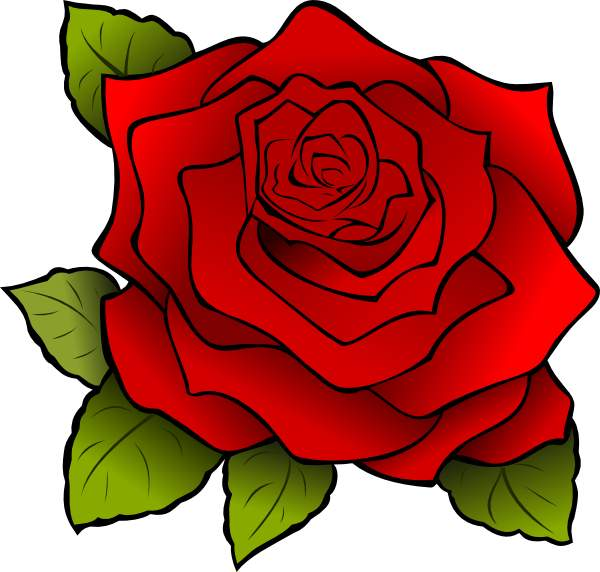 Rose Clipart-rose clipart-12