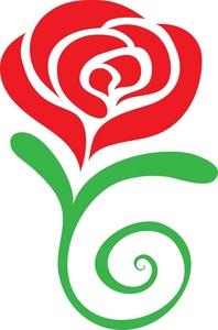 Rose Clip Art-Rose Clip Art-19