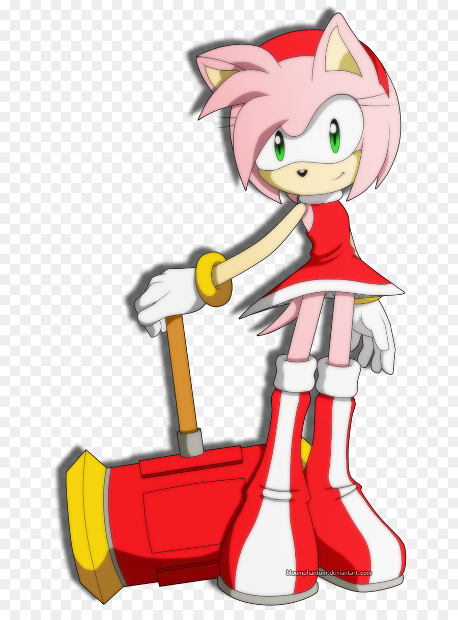 Amy Rose Sonic the Hedgehog Shadow the Hedgehog Knuckles the Echidna - rose  leslie