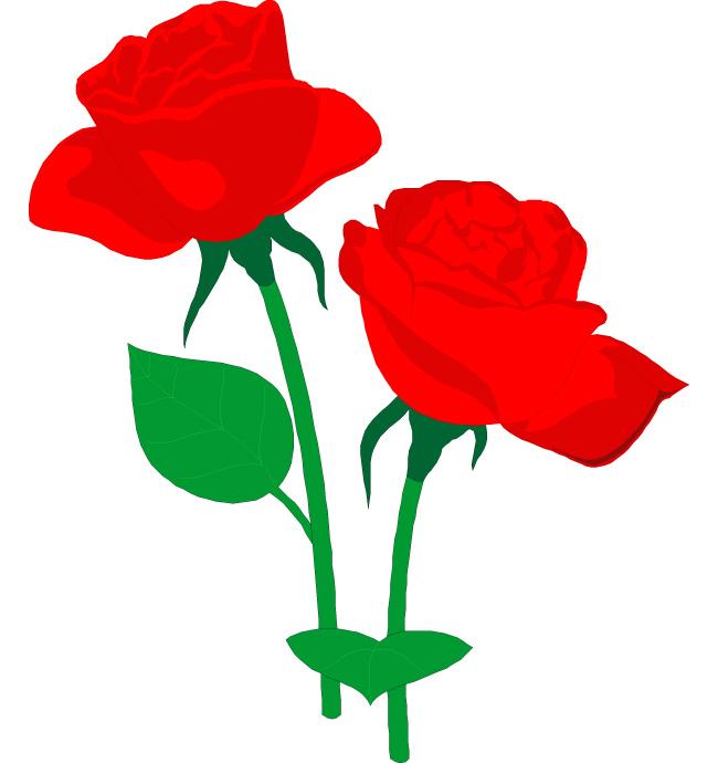 Roses Clip Art-Roses Clip Art-14