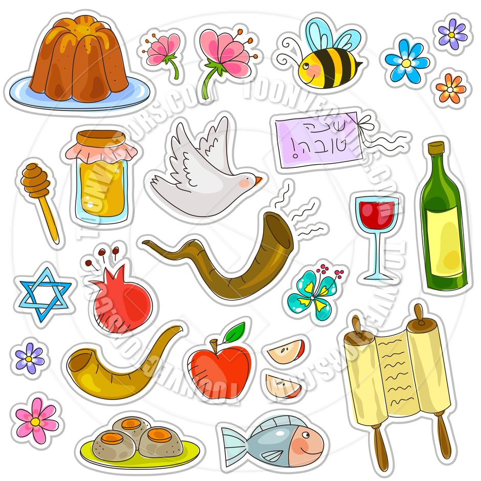 Family Fun: Rosh Hashanah Coloring Sheet & Necklace   940x940