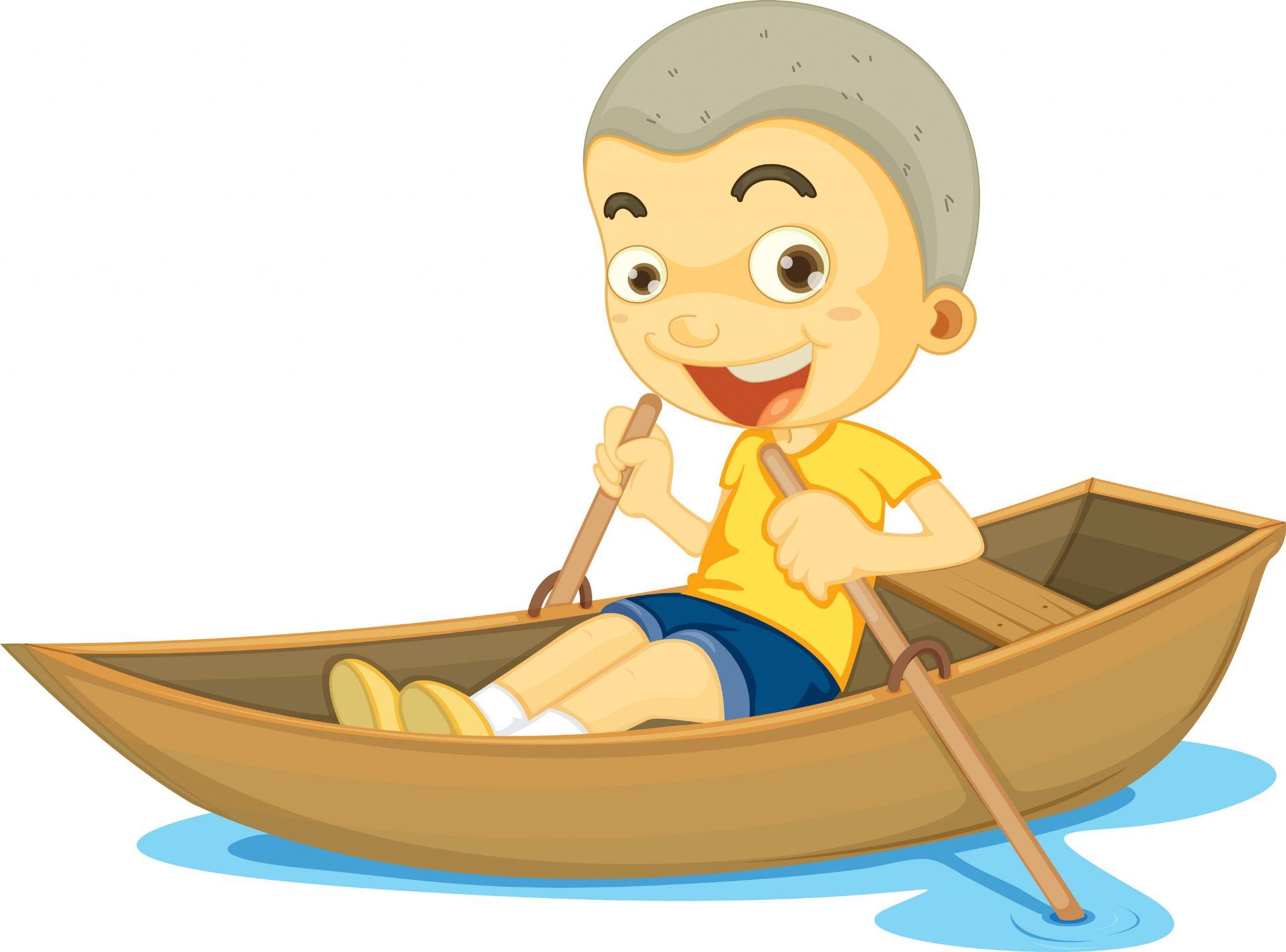 Row row row ya boat.