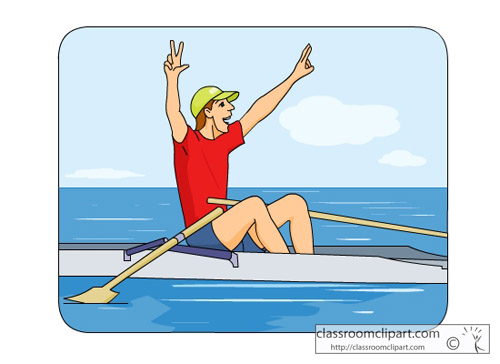 Rowing Contest Clipart Size: 55 Kb From:-Rowing Contest Clipart Size: 55 Kb From: Water Sports-11