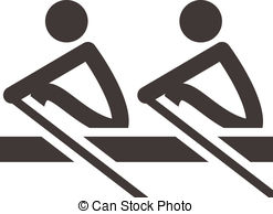 ... Rowing icon - Summer sports icons se-... Rowing icon - Summer sports icons set - rowing icon-18
